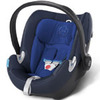 Автокресло 0+ (0-13кг) Cybex Aton Q Royal Blue