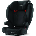 Автокресло RECARO Monza Nova EVO Performance Black 2018